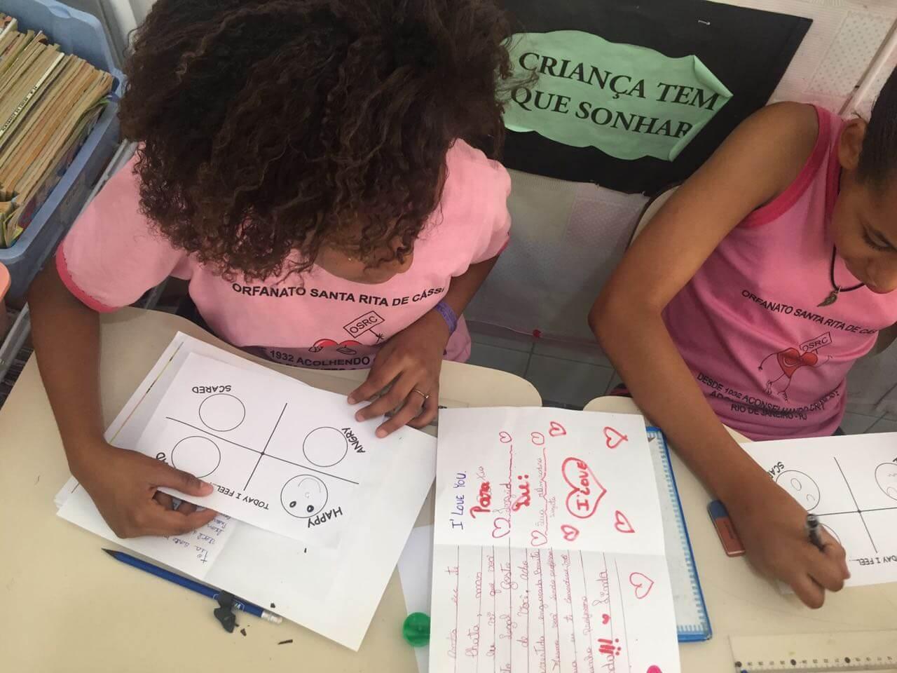 Orfanato Bilíngue: Por um mundo com mais oportunidades!