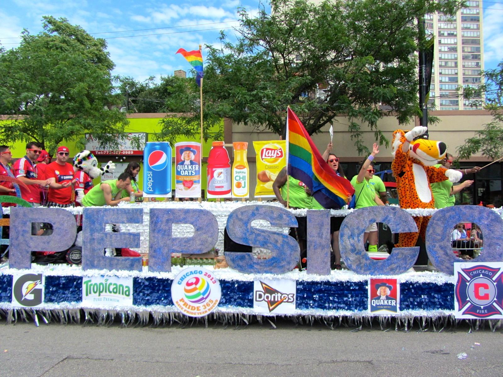PepsiCo abre vagas para recém formados.