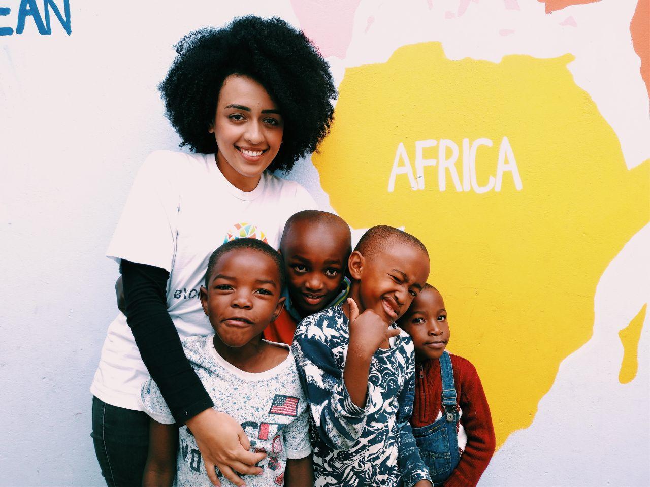 Cape Town Smiles: Programa de Voluntariado para Dentistas!