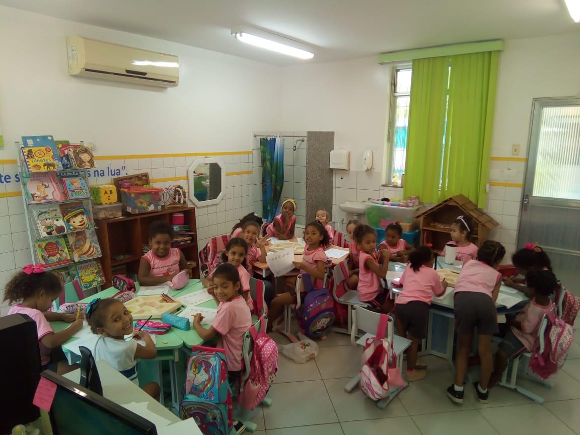 As aulas de inglês começaram em 2019 no Orfanato Bilíngue!