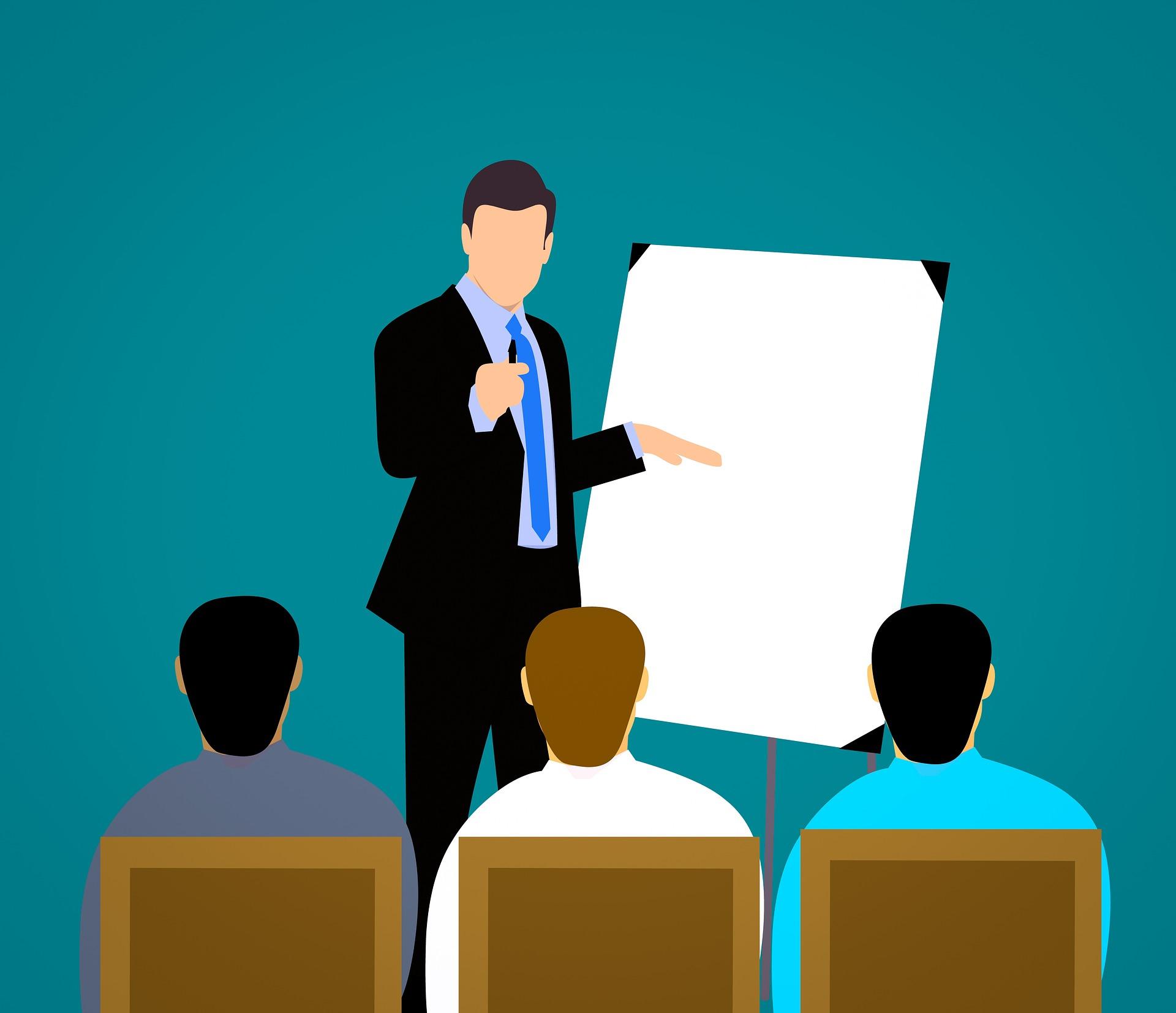 A importância de treinamentos de venda para a sua equipe