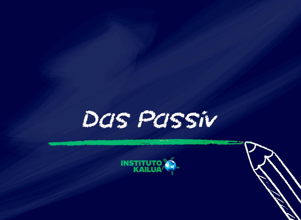 Aula de alemão: Das Passiv