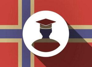 A educação é a chave do desenvolvimento dos países nórdicos.