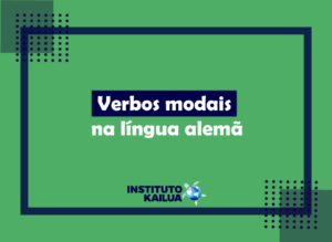 Verbos modais na língua alemã