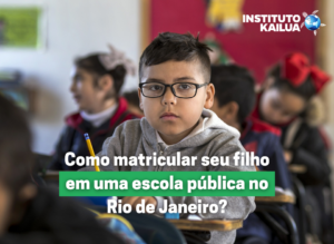 Como matricular seu filho em uma escola pública no Rio de Janeiro?